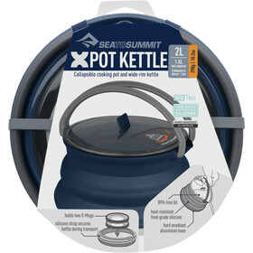 Sea to Summit X-Pot Kettle 2.0 navy